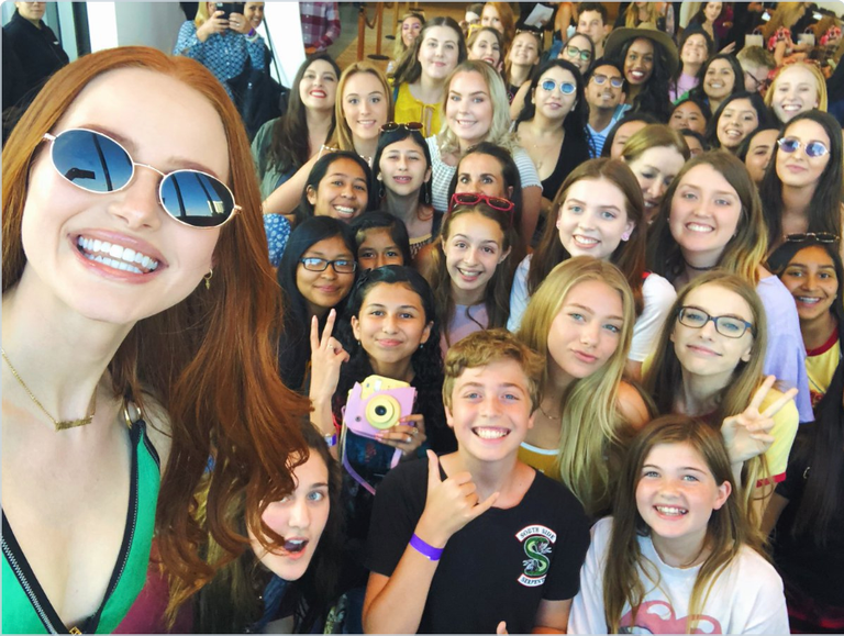 Madelaine Petsch Launches Cheryl Blossom Inspired Prive Revaux Sunglasses