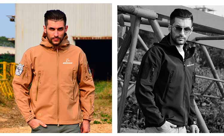 M I G 21 DESIGNED MILITARY FLEECE