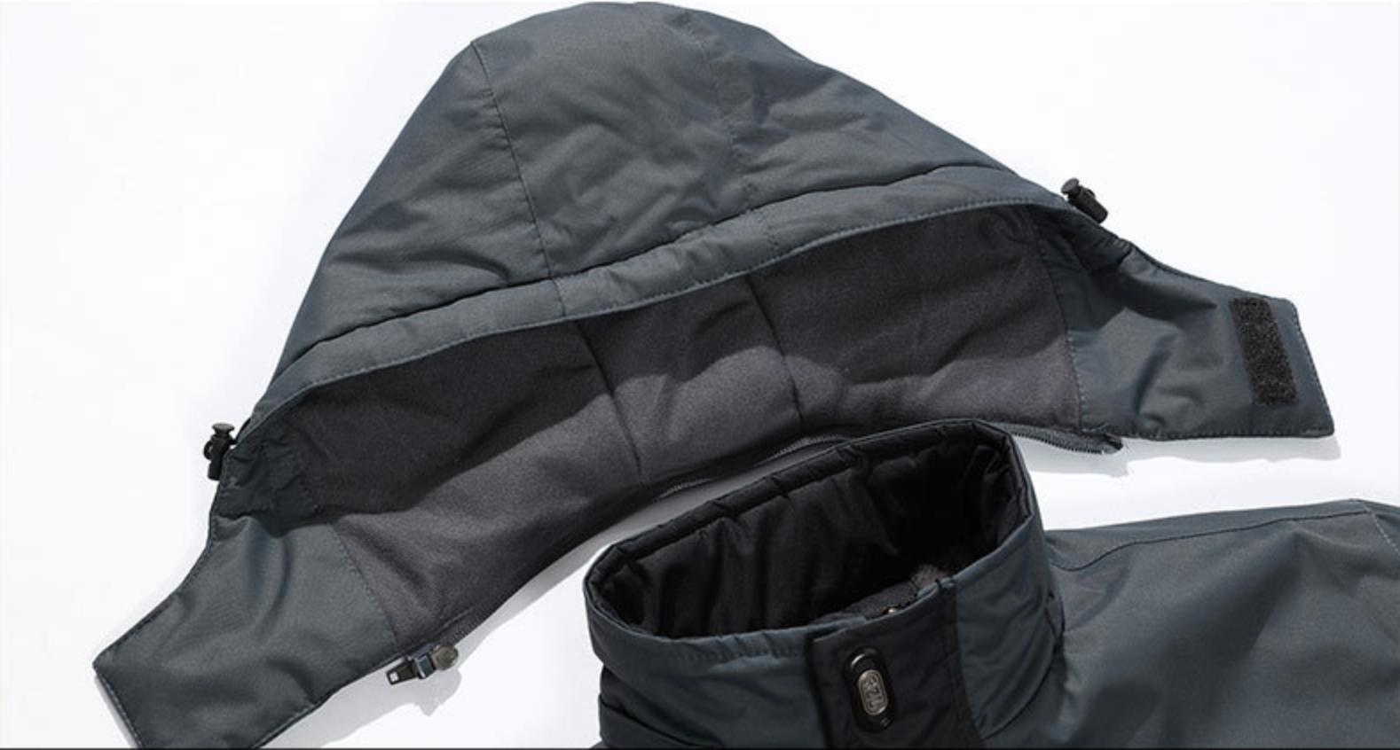 B0LNG C-17 DESIGNED WINDBREAKER