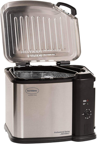Masterbuilt Stainless Steel Electric Turkey Fryer