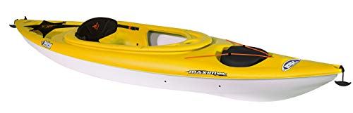 Pelican Maxim 100X Sit-in Recreational Kayak Kayak 10-Foot Lightweight