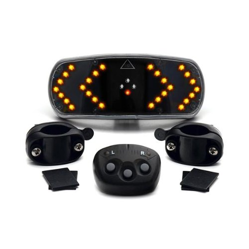 CKB Ltd Bicycle Signalling System Wireless Remote Control Bike Indicators - Cycling Gadget