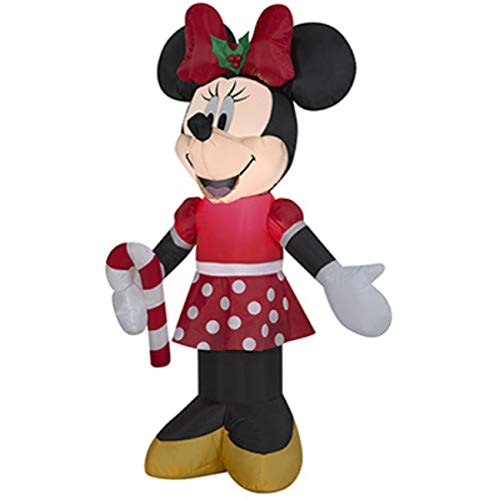 Gemmy Inflatable Minnie 3.5' garrison-city-gadgets.myshopify.com [option1] [option2] [option3]