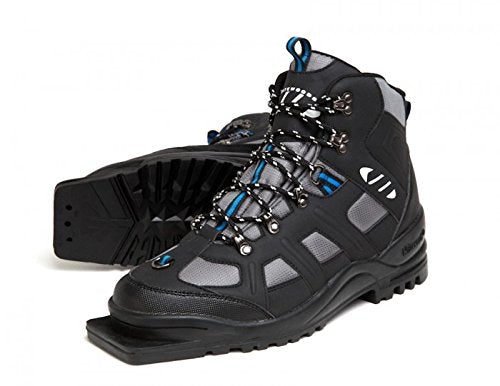 Whitewoods New Adult 301 3 Pin 75mm Nordic Cross Country XC Insulated Ski Boots (46) garrison-city-gadgets.myshopify.com [option1] [option2] [option3]