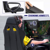 High-Back Gaming Chair PC Office Chair Computer Racing Chair