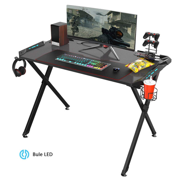 EUREKA ERGONOMIC X1-S Gaming desk