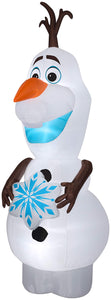 Gemmy Christmas Inflatable 11' Giant Olaf w/ Snowflake | Airblown® Inflatable garrison-city-gadgets.myshopify.com [option1] [option2] [option3]