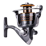 PLUSINNO Spinning Rod and Reel Combos Telescopic Fishing Rod Pole with Reel garrison-city-gadgets.myshopify.com [option1] [option2] [option3]
