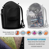 OutdoorMaster Ski Boot Bag Lynx - Ski and Snowboard Boots Travel Backpack garrison-city-gadgets.myshopify.com [option1] [option2] [option3]