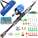 ODDSPRO Kids Fishing Pole, Portable Telescopic Fishing Rod and Reel Combo Kit garrison-city-gadgets.myshopify.com [option1] [option2] [option3]