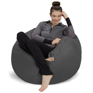 Sofa Sack - Plush, Ultra Soft Bean Bag Chair - Memory Foam Bean Bag Chair