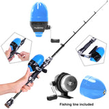 PLUSINNO Kids Fishing Pole with Spincast Reel Telescopic Fishing Rod Combo Full Kit garrison-city-gadgets.myshopify.com [option1] [option2] [option3]