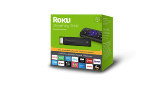 Roku Streaming Stick | Portable; Power-Packed Streaming Device with Voice Remote garrison-city-gadgets.myshopify.com [option1] [option2] [option3]