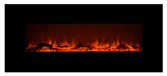 Touchstone 80001 - Onyx Electric Fireplace - (Black) - 50 Inch Wide garrison-city-gadgets.myshopify.com [option1] [option2] [option3]