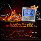 ThermoPro TP-17 Dual Probe Digital Cooking Meat Thermometer Large LCD Backlight