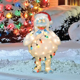 ProductWorks 32-Inch Pre-Lit Rudolph The Red-Nosed Reindeer Bumble Christmas garrison-city-gadgets.myshopify.com [option1] [option2] [option3]