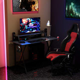 Tangkula Gaming Desk