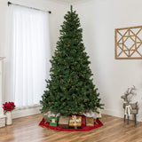 Best Choice Products 6ft Pre-Lit Spruce Hinged Artificial Christmas Tree garrison-city-gadgets.myshopify.com [option1] [option2] [option3]