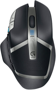 Logitech G602 Lag-Free Wireless Gaming Mouse - 11 Programmable Buttons, Up to 2500 DPI