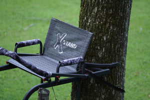 X-Stand Treestands The Duke X 20' Single-Person Ladderstand garrison-city-gadgets.myshopify.com [option1] [option2] [option3]