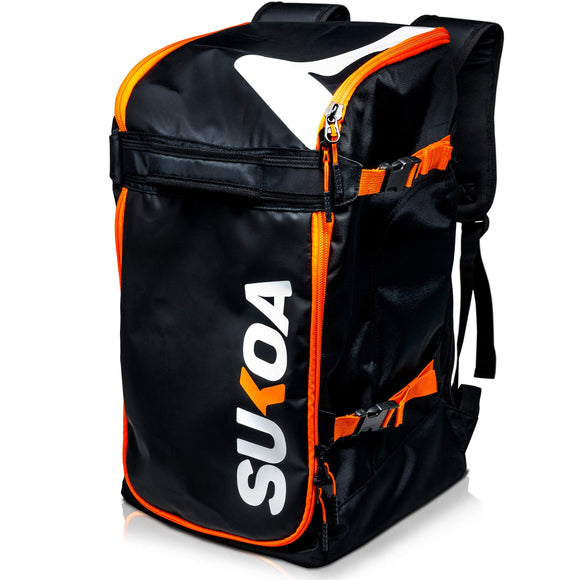 Ski Boot Bag Backpack 50L - Snowboard & Ski Boots, Helmet Travel Bag garrison-city-gadgets.myshopify.com [option1] [option2] [option3]