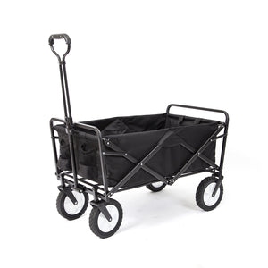 Mac Sports Collapsible Folding Outdoor Utility Wagon, Black garrison-city-gadgets.myshopify.com [option1] [option2] [option3]