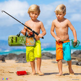 Play22 Fishing Pole For Kids - 40 Set Kids Fishing Rod Combos garrison-city-gadgets.myshopify.com [option1] [option2] [option3]