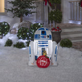 Gemmy Star Wars R2D2 3FT Christmas Inflatable Outdoor Yard Decoration garrison-city-gadgets.myshopify.com [option1] [option2] [option3]