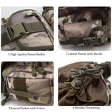 Multifunctional Drop Leg Waist Bag, Tactical Military Thigh Hip Outdoor Pack Tool Pouch garrison-city-gadgets.myshopify.com [option1] [option2] [option3]