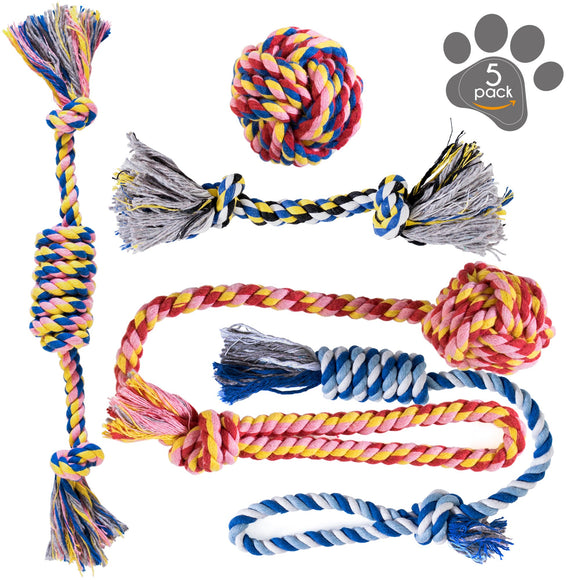 Dog Toys - Dog Chew Toys - Puppy Teething Toys- Puppy Chew Toys