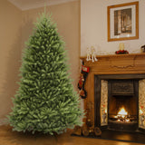 National Tree 7.5 Foot Dunhill Fir Christmas Tree, Hinged (DUH-75) garrison-city-gadgets.myshopify.com [option1] [option2] [option3]