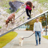 SparklyPets Hands-Free Dog Leash for Medium and Large Dogs