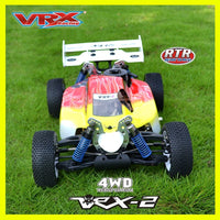 VRX Racing 1/8 Scale Nitro Buggy 'Pro Edition' 4WD RC Gas Off-Road RTR RH802P
