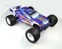 VRX Racing 1/8 Scale Nitro Truggy 'VRX-1' 4WD RTR Gas RC Stadium Truck RH801