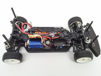 VRX Racing 'X-Ranger' EBL 1/10 Scale 4WD Street Touring Car Brushless LiPo RH1026 RC