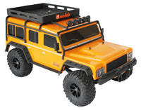 VRX Racing 1/10 BF-4J Jeep Crawler RC Off-Road 4x4 Rock Truck RTR RH1047