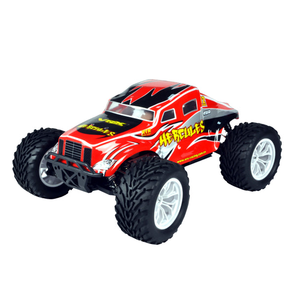 VRX Racing 1/10 Scale HERCULES Monster Truck RC 4WD RH1011M 4x4