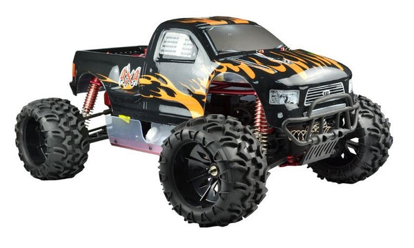 VRX Racing 1/5 Scale Hurricane V2 Gas Monster Truck RC RTR 4x4 RH509