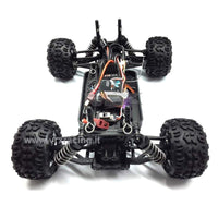 VRX Racing 1:18 Scale Dart MT Mini Monster Truck 4WD Brushless RH1812 RTR RC