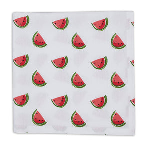 Watermelon Printed Napkin