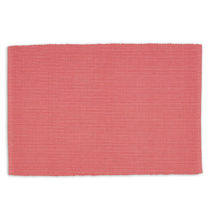 Red Gelato Stripe Placemat
