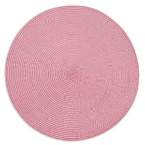Pink Taffy Braided Placemat