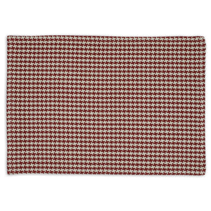 Russet Houndstooth Placemat