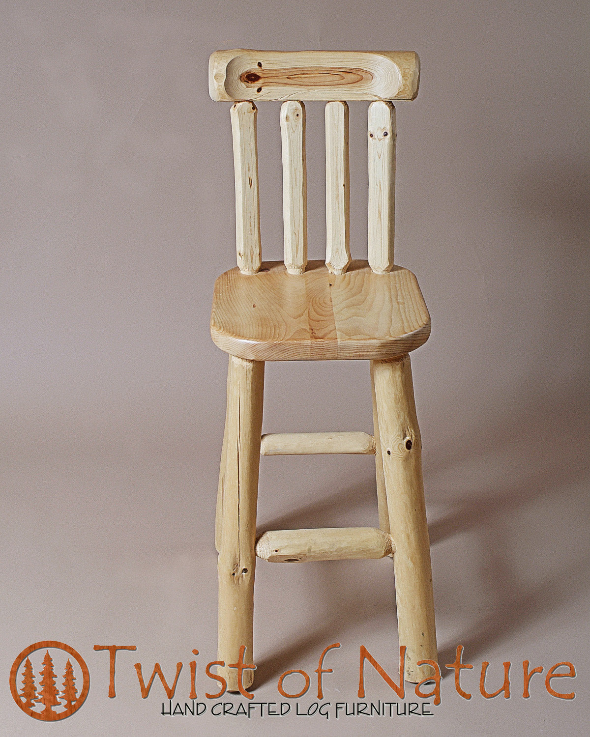 Standard Bar Stool with Back