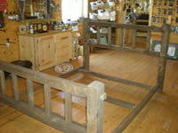 TimberJack Kit Bed