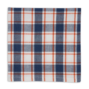 Autumn Farmhouse Plaid Napkin