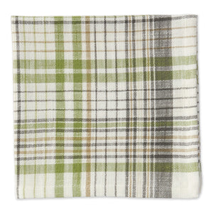 Herb Garden Plaid Napkin