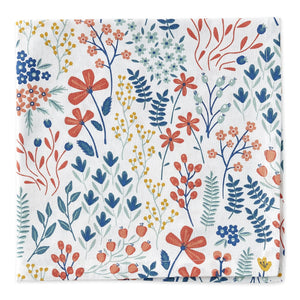 Flower Dance Printed Napkin