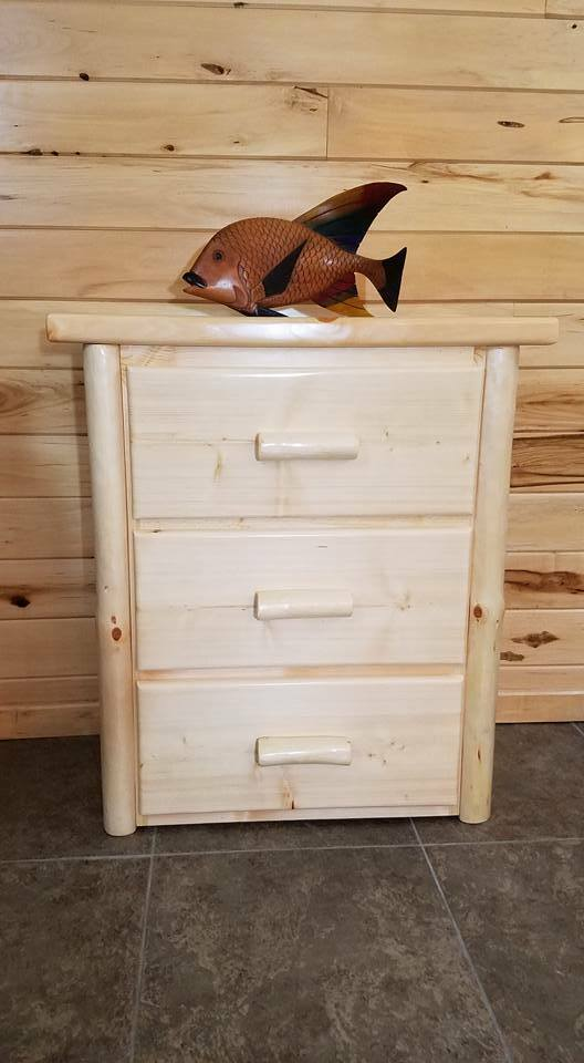 Space Saver 3-Drawer Dresser