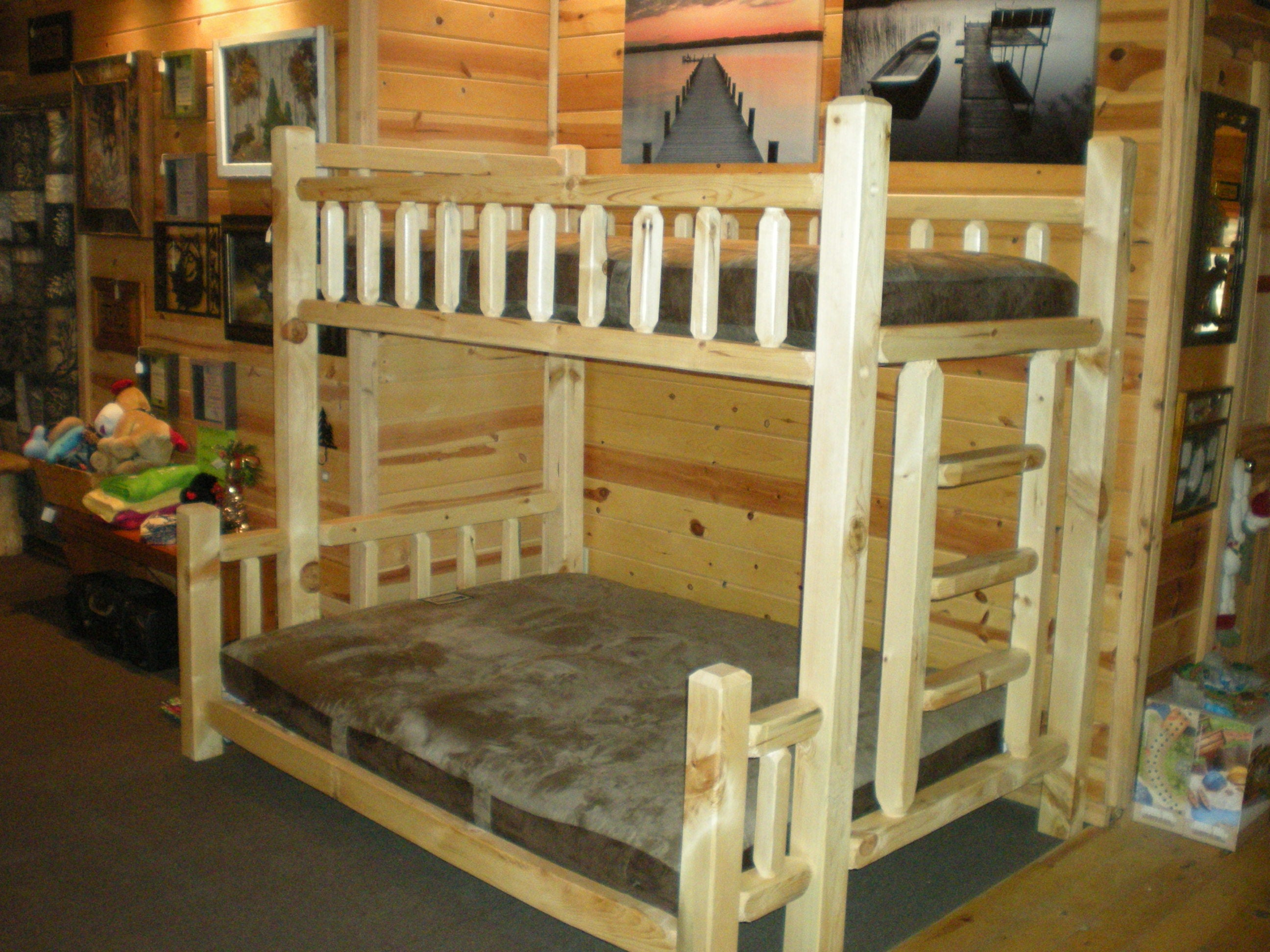 TimberJack Bunk Bed Kit